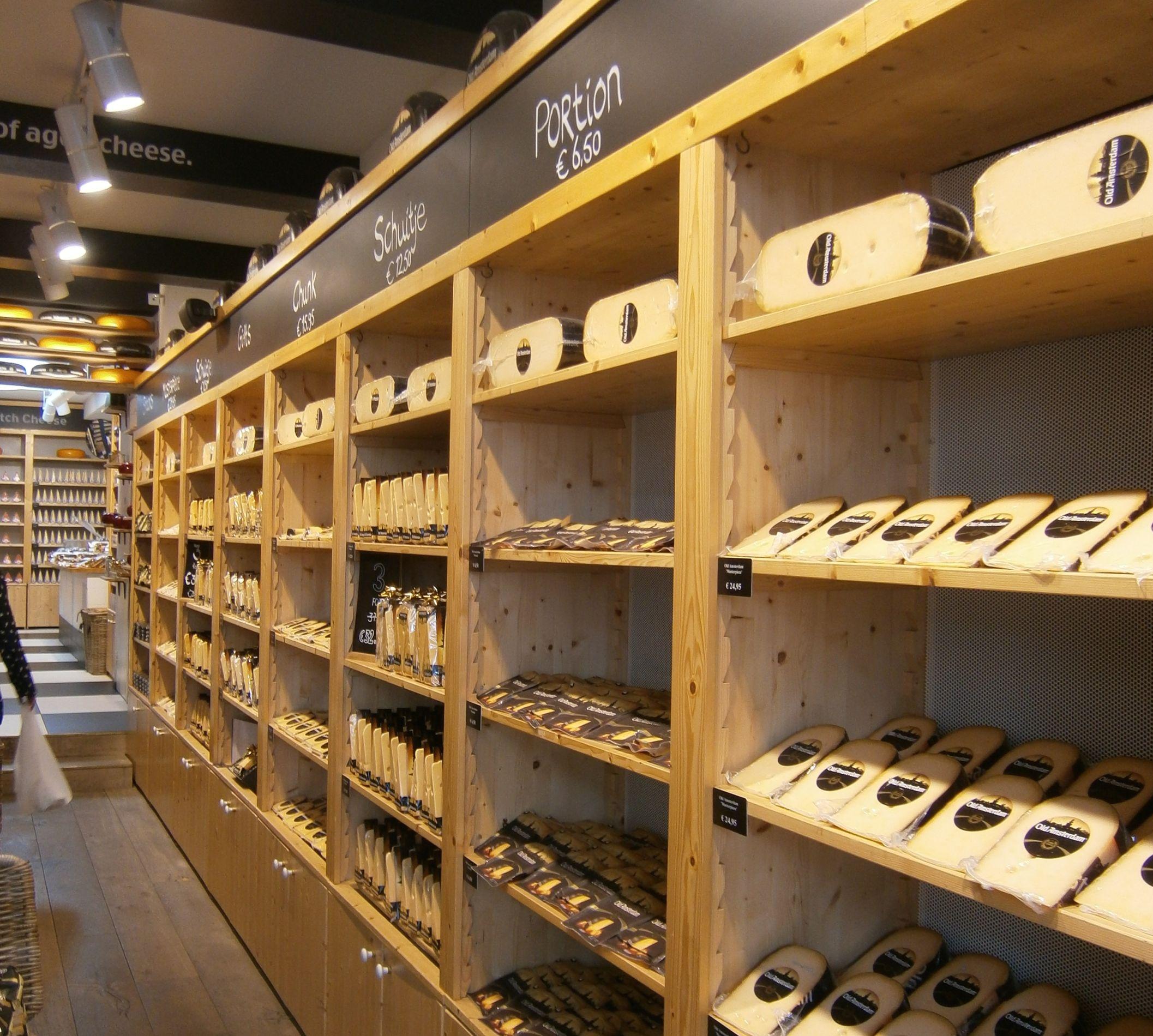 Städtetourismus und Käse