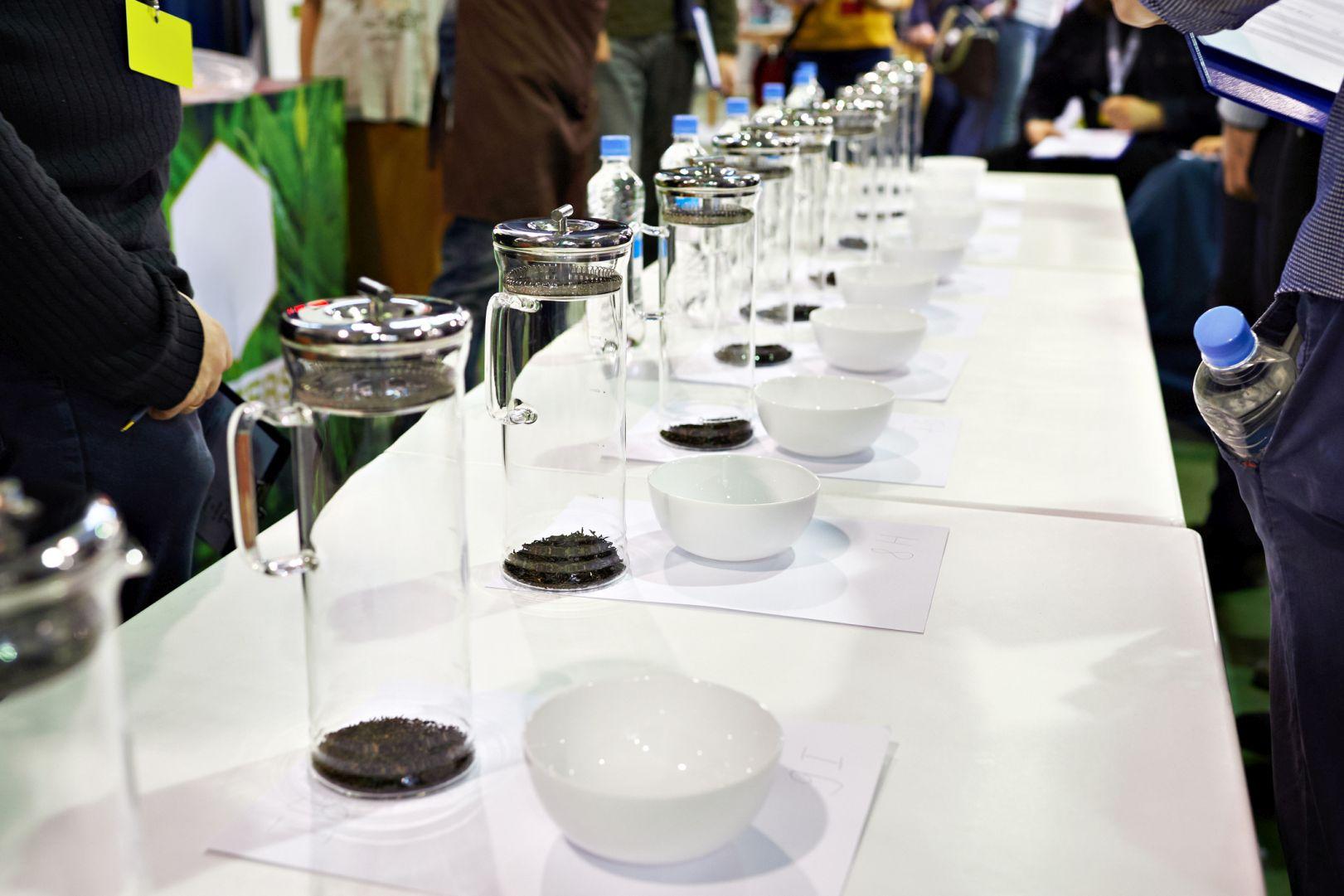 Die Teemetropole